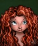 Merida by enigmawing