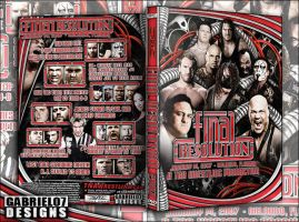 TNA Final Resolution 2007 by TheNotoriousGAB