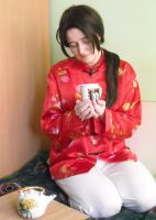 China Traditional - Tea Time 2 by kaamos87