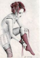 Emilie Autumn by xMissKittyx