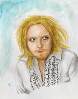 Tim Minchin by StripedSmoker