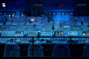 Apollo 8 Launch Control Room by TomFawls