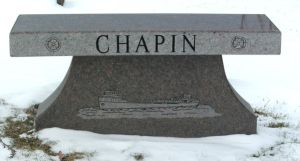 Bench Headstone by Rubyfire14-Stock