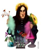 HP: the spring has come professor by radu-rotten