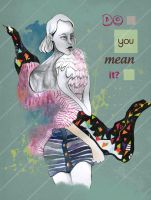 Do you mean it? by ADriana-XST