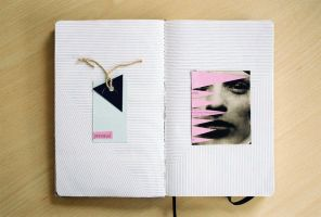I have a collage book 15 by LTKJJ