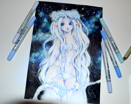 Ethereal Soraka by Lighane