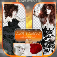 +PNG Avril Lavigne by PacksHQ