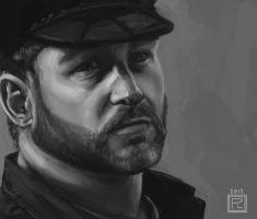 Benny - Face Study by Eliket