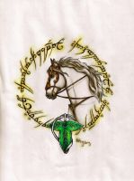 Riders of Rohan tattoo by agentcoleslaw