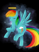 Rainbow Dash: Before I Die 2nd version by NeoMelody