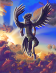 ~: To The Sky :~ by Draga03
