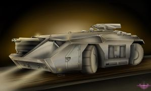 Aliens-Transport-vehicle REDONE! by LadyElita-Arts