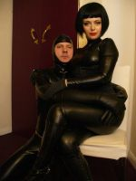 mistress kitty and slave kevin by kevinw59