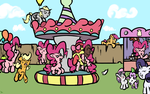 A Day At The Fair by DoggonePony
