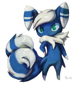 Meowstic m by Tymkiev