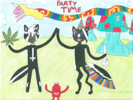 Partytime! by AceOfClubs