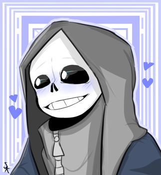 Sans, Again. by SpaceKeys