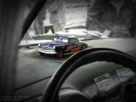 No Hudson Hornet is Complete Without... by RMS-OLYMPIC