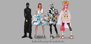 tendence1 by fashiondrawings