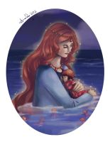 the sea by pixie-souls