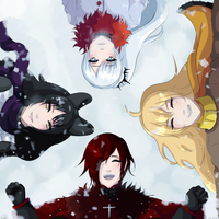 A 'RWBY' Winter by Kalloway