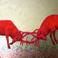 'Wild Rite of Passage' by LouiseMcNaught