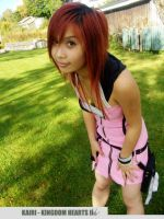 Kairi - Kingdom Hearts by Kiyu-chan