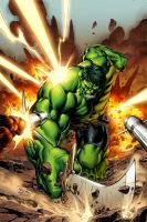The HULK by GURU-eFX