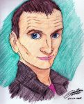 Ninth Doctor by CristianGarro