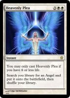 Heavenly Plea by JTMS