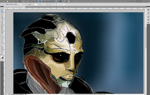 Thane 3 WIP by CAmpoo691