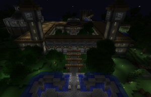 Minecraft : Smeghead's Mansion by outpost