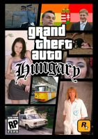 Grand Theft Auto Hungary by arzenik