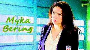 Warehouse 13- Myka Bering by KendraLynora