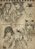 AC3: sketch 1 by BloodBlueRain