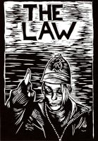 _The Law- by darkw0lf09