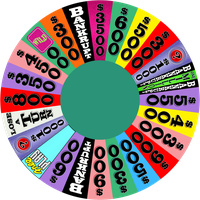 Mystery round wheel - 2009 by wheelgenius