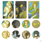 Gallery Custom Icons by WhiteFoxCub