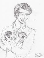Tangled ff_Daddy Eugene by CelticDream1989