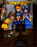Five Nights at Misty's by moonymonster