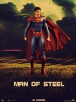 Man of steel - 2012 by agustin09