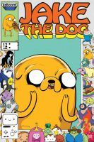 Adventure Time Comics #12 Jake the Dog by rismo