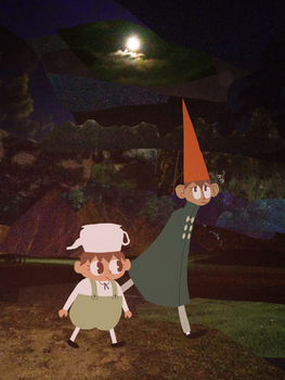 over the garden wall by FM-Radio
