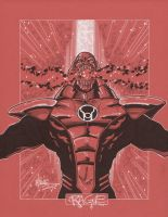 Commission Atrocitus by markerguru