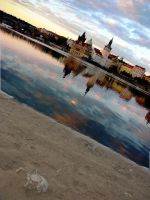 PRAGUE - upside down by LaRoseDePetitPrince