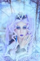 Trinity Blood - Helga von Vogelweide winter ver. 2 by Ank-sama
