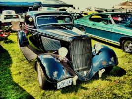 The Illustrative 1933 Coupe by 100kt-tape