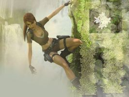 Tomb Raider Legend Wallpaper by o0OArokQO0o