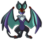 Pokeddexy day 3: Noivern. by BananaPistol